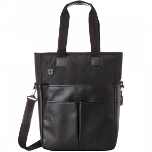 Focused Space The Commute Tote Bag (black)