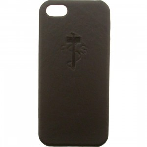 Focused Space iPhone 5 Leathersmith Case (black)