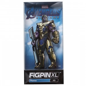 FiGPiN XL Avengers Endgame Thanos #X9 (purple)
