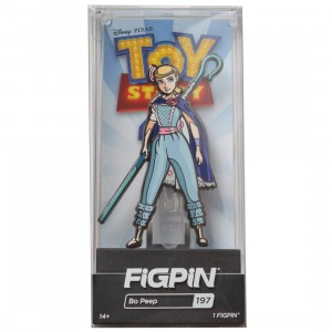FiGPiN Toy Story 4 Bo Peep #197 (blue)