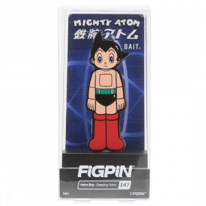 BAIT x FiGPiN Astro Boy Sleeping Astro #347 (tan)
