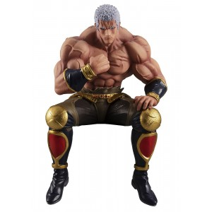 PREORDER - Furyu Fist Of the North Star Raoh Noodle Stopper Figure (tan)