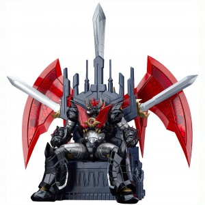 Good Smile Company Mazinkaiser HAGANE WORKS Mazinkaiser Figure (gray)