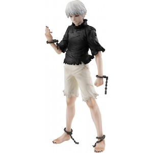 PREORDER - Good Smile Company Pop Up Parade Tokyo Ghoul Ken Kaneki Figure (black)
