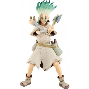 PREORDER - Good Smile Company Pop Up Parade Dr. Stone Senku Ishigami Figure (beige)