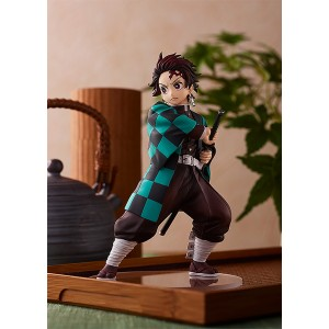 PREORDER - Good Smile Company Pop Up Parade Demon Slayer Kimetsu No Yaiba Tanjiro Kamado Figure (green)