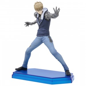 Good Smile Company Pop Up Parade One Punch Man Genos Figure (navy)