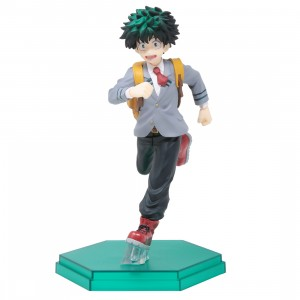 Good Smile Company Pop Up Parade My Hero Academia Izuku Midoriya (gray)