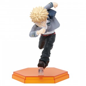Good Smile Company Pop Up Parade My Hero Academia Katsuki Bakugo (gray)