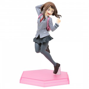 Good Smile Company Pop Up Parade My Hero Academia Ochaco Uraraka Figure (gray)