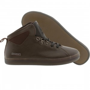 Gourmet Uno D-Ring (dark brown / black gum)