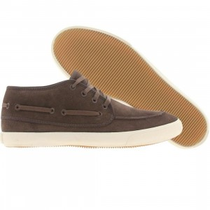 Generic Surplus Mid Deck Suede (brown)