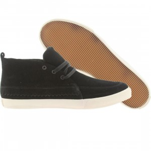 Generic Surplus Mohawk (black suede)
