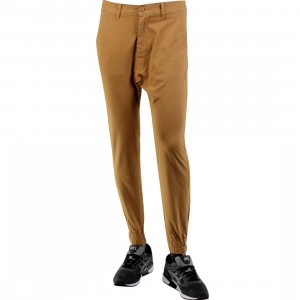 Golden Denim Marathon Tobacco Pants (brown)