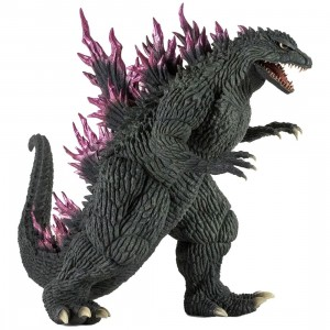 X-Plus Godzilla 12 Inch Series Godzilla 1999 2K Millennium Version 2 Figure (gray)