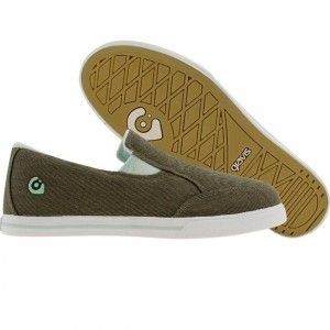Gravis Womens Lowdown SO (burnt olive)