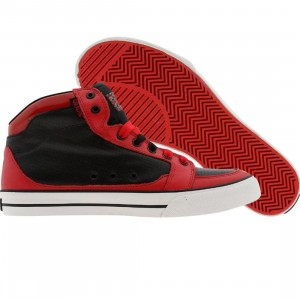 Gravis Lowdown HC LX (black / red)