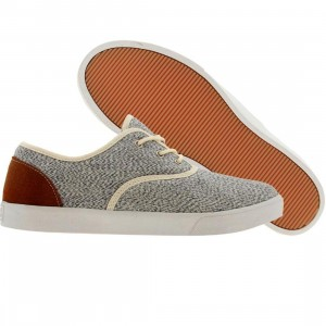 Generic Surplus Borstal Canvas Suede (black / natural / ginger)