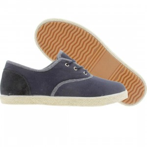 Generic Surplus Borstal Canvas Suede (navy)