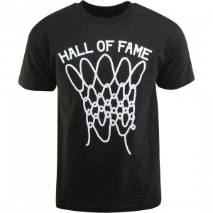 Hall Of Fame Nothing But Net Tee (black)