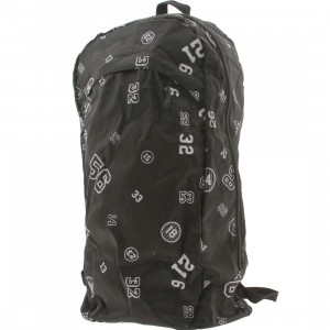 Hall Of Fame Numbers Backpack (black)