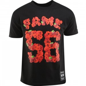 Hall Of Fame Rose Bowl Tee (black)