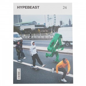 Hypebeast The Agency Issue Vol. 24 (multi)