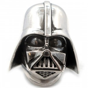 Han Cholo x Star Wars Darth Vader Ring (silver)