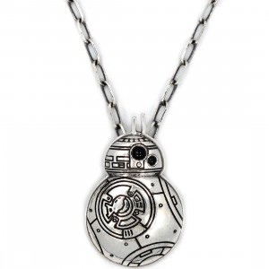 Han Cholo x Star Wars BB8 Pendant Necklace (silver)