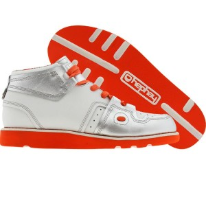 Heyday Everyday Mid (silver / white orange)