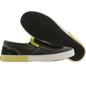Heyday Winger Slip-On (black / sulphur)