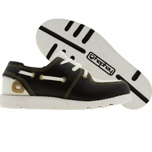 Heyday Rumspringa Boat (black / white / gold)