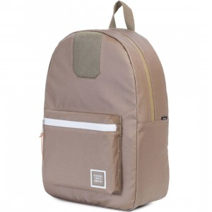 Herschel Supply Co Settlement Backpack - Studio (white / green coat)