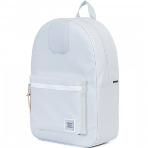 Herschel Supply Co Settlement Backpack - Studio (white / metal)