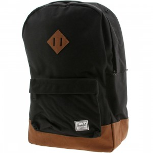 Herschel Supply Co Heritage Backpack (black)