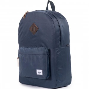 Herschel Supply Co Heritage Backpack - Nylon Collection (navy)