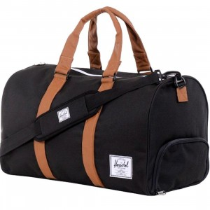 Herschel Supply Co Novel Duffel Bag (black / tan)