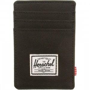 Herschel Supply Co Raven Cardholder (black)