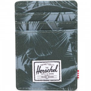 Herschel Supply Co Raven Wallet (green / jungle)