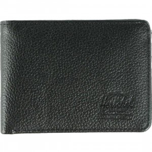 Herschel Supply Co Hank Leather Wallet (black)