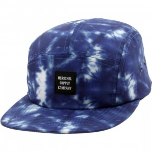 Herschel Supply Co Glendale Cotton Cap (blue / kanoko)