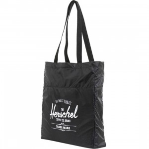 Herschel Supply Co Packable Travel Tote (black)