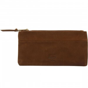Herschel Supply Co Grace Clutch Bag (brown)