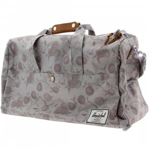 Herschel Supply Co Lonsdale Duffle Bag (gray / orchard)