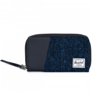 Herschel Supply Co Thomas Wallet - Harris Tweed Collection (brown)