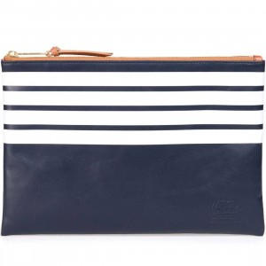 Herschel Supply Co Network Large Pouch - Offset (blue / peacock)
