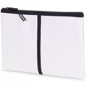 Herschel Supply Co Network Large Neoprene Pouch (white / black)