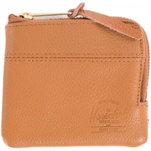 Herschel Supply Co Johnny Leather Wallet (tan)
