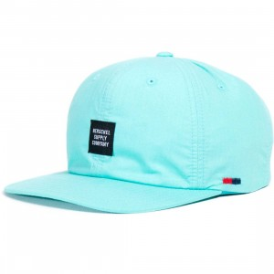 Herschel Supply Co Albert Nylon Cap (blue / aqua)