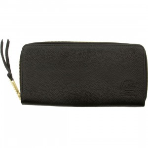 Herschel Supply Co Avenue Leather Wallet (black)